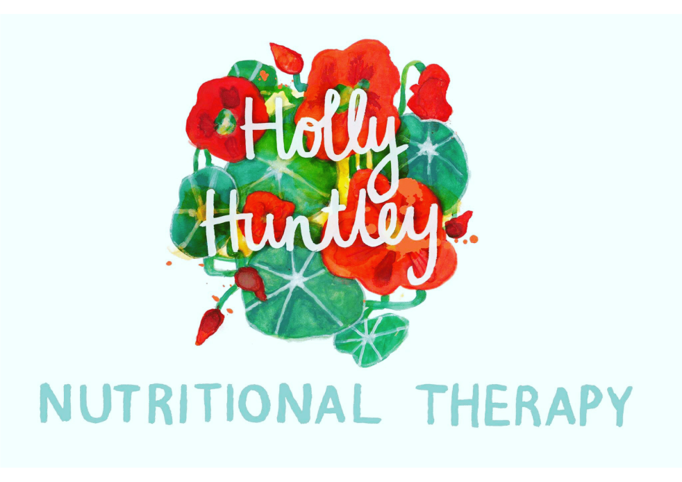 Holly Huntley Nutritional Therapy Logo